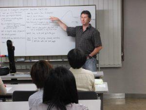 英会話講師 ポール・ジュコフスキーさん